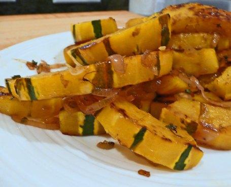 Delicata squash recipe