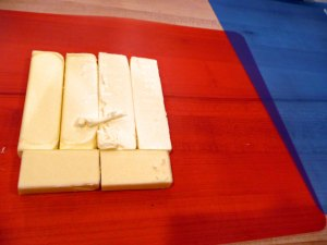 butter mat