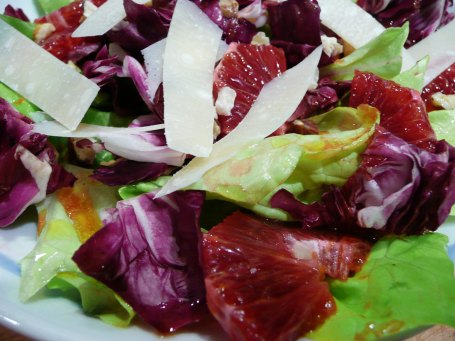 Radicchio Blood Orange Salad