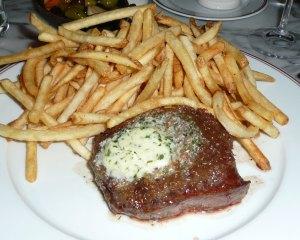 Bouchon Steak Frites