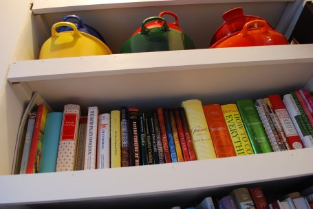 Cookbooks and Le Creuset